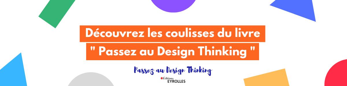 Bref. Klap lance son premier livre dédié au Design Thinking : les coulisses de l'aventure